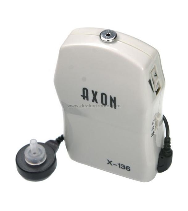 AXON HEARING AID X-136