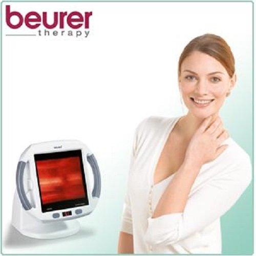 Therapy Lamp Infrared Heat Lamp For Muscle Pain And Cold Relief Beurer Il50 Mirpur Store